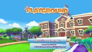 EA Playground Wii Gameplay
