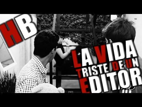 LA VIDA TRISTE DE UN EDITOR / Harold - Benny / #SketchesHB