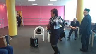 Татарский танец.
