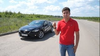 видео Купить автомобиль Mazda 6 седан (Мазда 6 Седан) в Москве в кредит: цена, в наличии, автосалон, официальный дилер