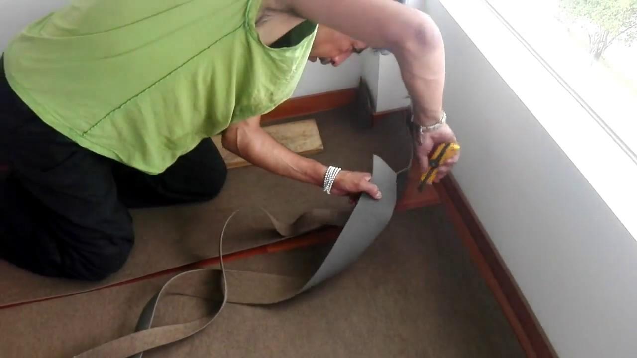 Como instalar alfombra como hacer una alfombra como poner una alfombra alfombra moderna - Como colocar alfombras ...