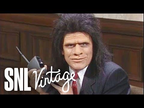 Unfrozen Caveman Lawyer - SNL