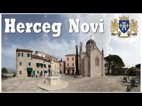 Город тысячи ступенек - Herceg Novi - the city of a thousand stairs