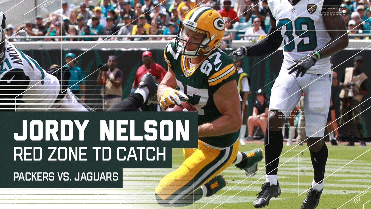 Eddie Lacy S Catch Run Sets Up Nice Jordy Nelson Td Packers Vs Jaguars Nfl Youtube