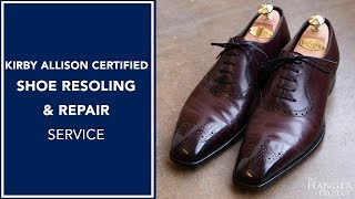 NEW Kirby Allison Certified Shoe Recrafting Program