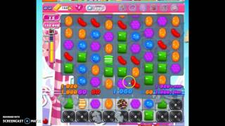 Candy Crush Level 494 help w/audio tips, hints, tricks