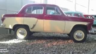 Музей ретро автомобилей  СССР в Олимпийском Парке Сочи(Олимпийский парк в Сочи огромная территория с множеством музеев и один из них Ретро автомобили СССР, то..., 2016-07-02T12:54:32.000Z)