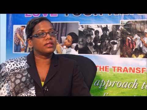 Let's Face it TV  -  What is Social Transformation in St. Lucia [ P.S. J.Alfred ]