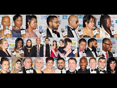 video report midlands business and community charity awards show