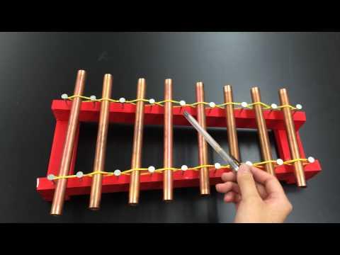 handmade xylophone-fun!