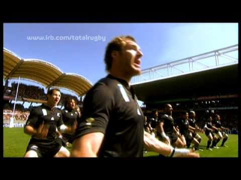 Total Rugby - Ali Williams