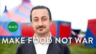 Make Food Not War   Kamal Mouzawak