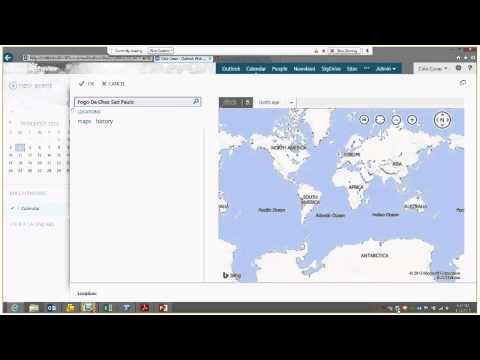 Exchange Online - Outlook Web app Offline (Português)