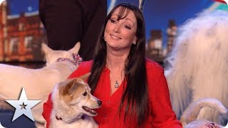 MAGICAL and MOVING dog act proves MIRACLES do happen! | Auditions | BGT 2020