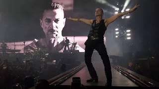 Depeche Mode - Cover Me (London O2 Arena 22.11.17)