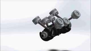 Difference Between Flat Plane and Cross Plane Crankshaft