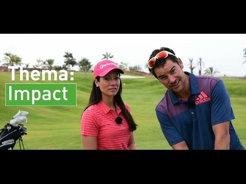 "Free Golf Tip ""Impact"" – Gratis Golf Tipps ""Treffmoment"""