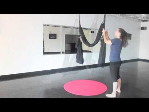 AERIAL YOGA w/Fly Gym @ Modern Day Fitness