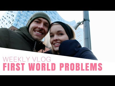 First World Problems | Weekly Vlog #2 Jenny Define