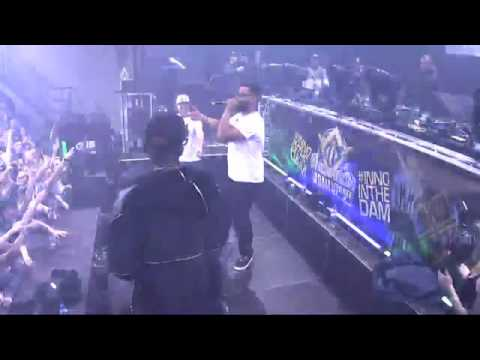 Macky Gee - Live From Innovation In The Dam - November 2016 (cut)