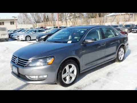 2015 Volkswagen Passat Wayzata MN Minneapolis, MN #L105458A