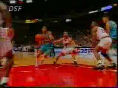 NBA Top 10 Blocks of 1995/1996 season