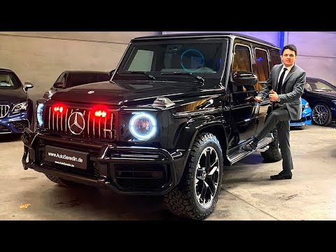 2021 Mercedes G63 G Class | Most ARMORED G WAGON Review Interior Exterior