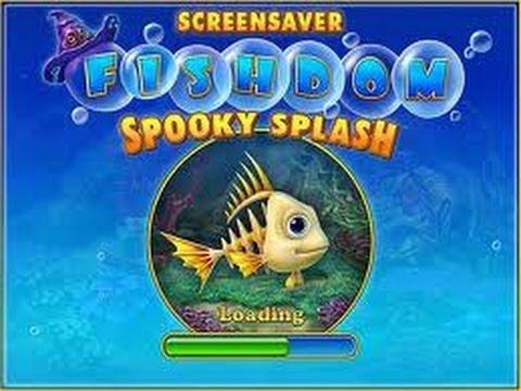Fishdom: Spooky Splash HD IPhone / IPad GamePlay
