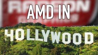 Radeon EPYC Project 47- AMD Goes To HOLLYWOOD!