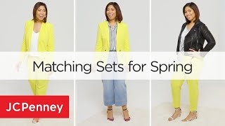 Spring Outfit Ideas: Women's Spring Fashion Trends | JCPenney