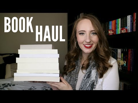 SMALL BUT EXCITING BOOK HAUL