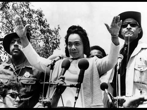 Coretta Scott King Speaks! Ten Commandments on Vietnam