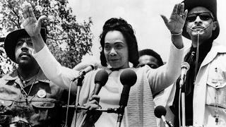 Coretta Scott King Speaks! Ten Commandments on Vietnam
