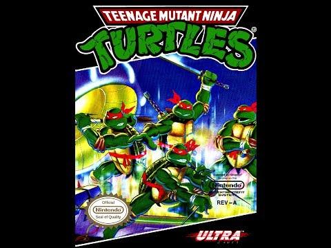 Teenage Mutant Ninja Turtles Nintendo NES Commercial