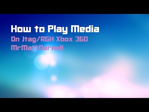 How to Play Videos and DVDs on Xbox 360 (RGH/JTAG)