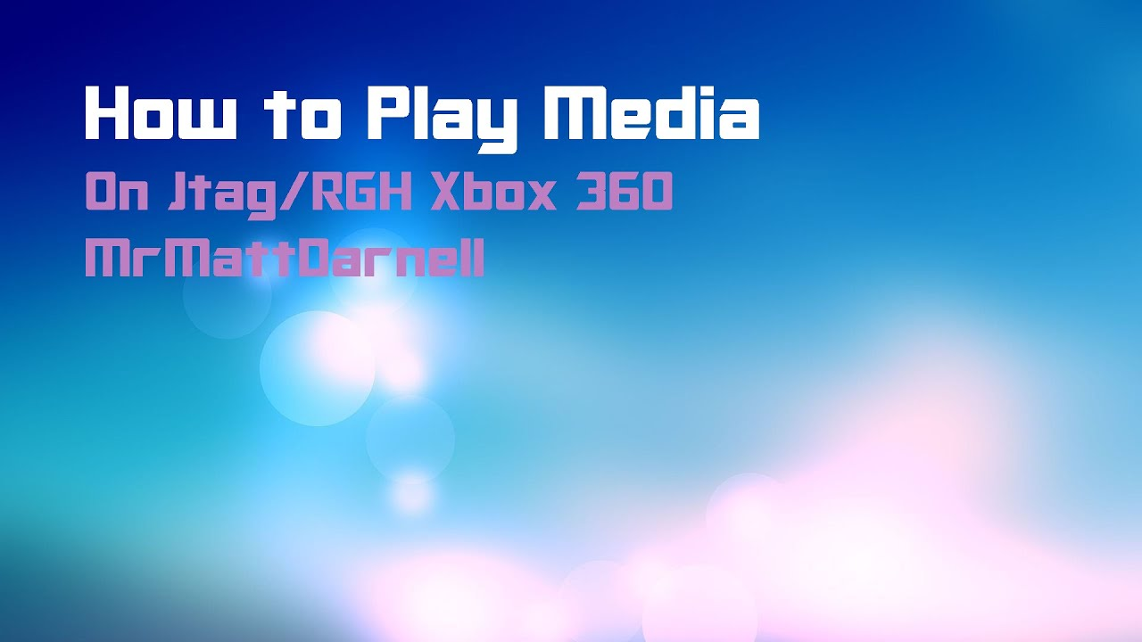 Optional media update xbox 360 to pc.