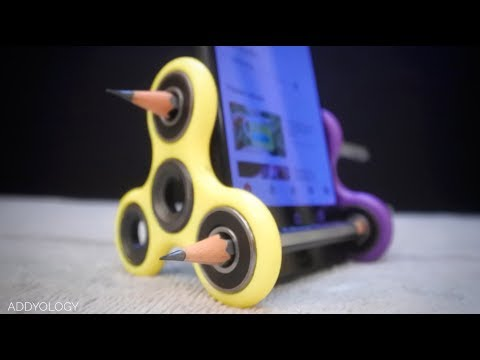 Thumbnail: 6 Life Hacks for Fidget Spinner YOU SHOULD KNOW