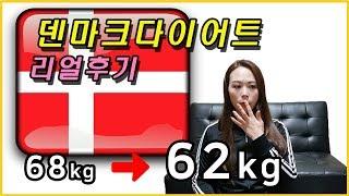 [다이어트후기덴마크다이어트 vlog 후기/일주일도전기/…