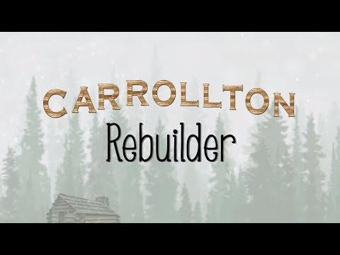 Carrollton - Rebuilder (Lyric Video), 2017