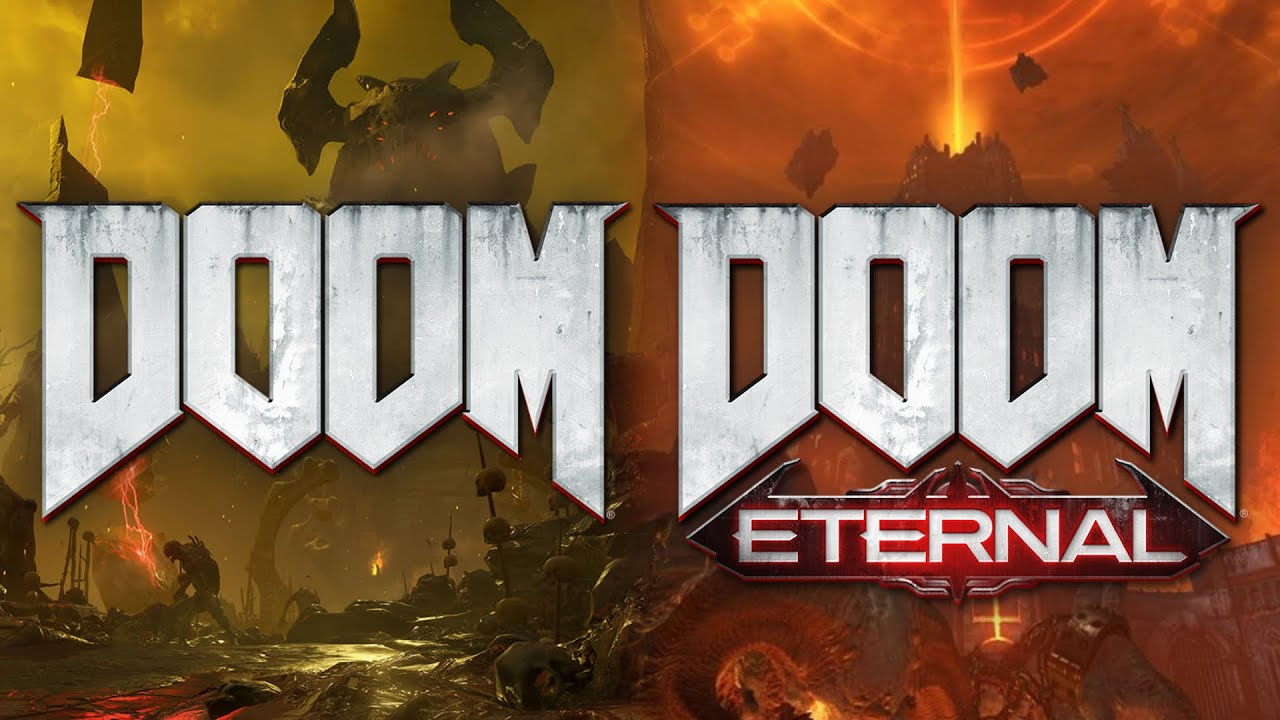 Exclusive - DOOM 2016 vs. Eternal w/Hugo Martin