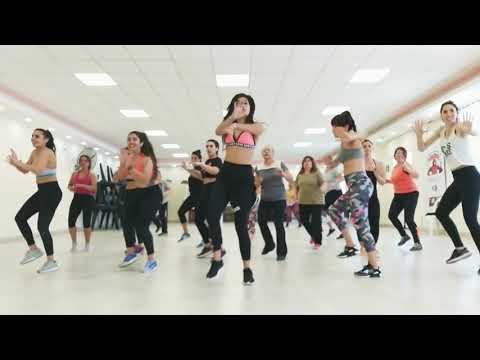 Que Calor- Major Lazer Feat J.Balvin & El Alfa/ Coreografía:Gi Rosales/ Dance&Fit