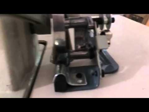 Hướng dẫn sử dụng máy công nghiệp 1 kim