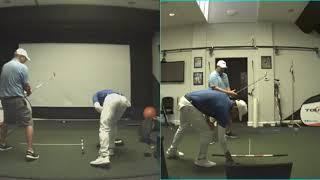 Reflex Arc Lesson   Martin Chuck   Tour Striker Golf Academy