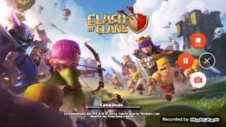 Clash of clans inicio del canal