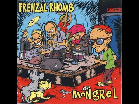 Frenzal Rhomb - Mongrel (Live Album)