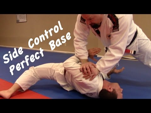 SIDE CONTROL: Perfect Base, Choke, Armbar 1, 2 & 3 with Professor Rhodes