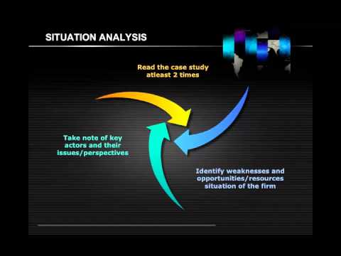 Analyze case study
