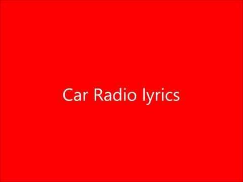 Car Radio lyrics - Twenty One Pilots