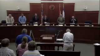 July 28, 2014 - St  Charles County Council Missouri Council Meeting