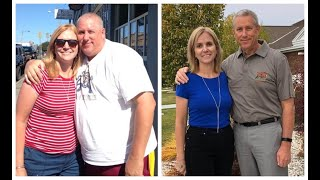 Man loses 110 pounds, his wife loses 40, in Fitbit transformation